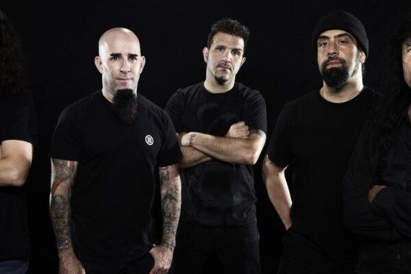 Anthrax fot. Mystic Production/NajlepszePiosenki.pl