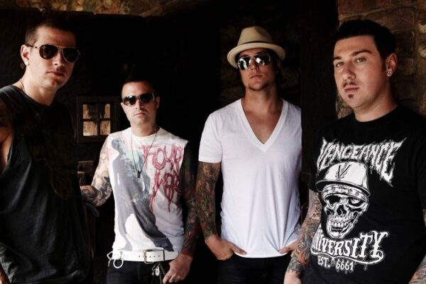 Avenged Sevenfold fot. Warner Music Poland