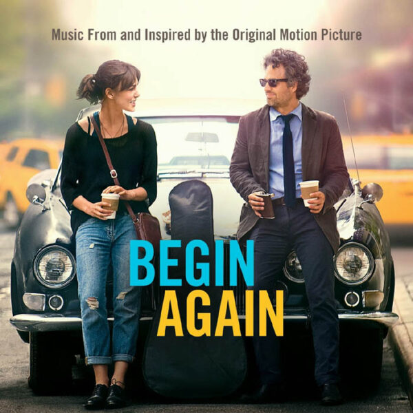 Begin Again Soundtrack fot. Universal Music Polska/NajlepszePiosenki.pl