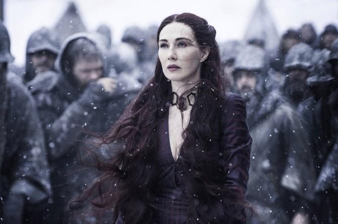 Carice Van Houten fot. HBO/NajlpeszePiosenki.pl