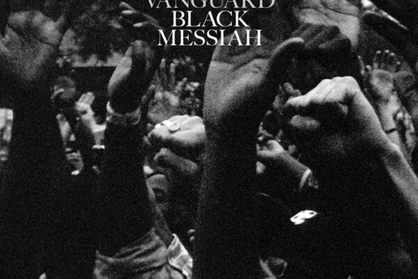 """D'Angelo """"Black Messiah"""" fot. Sony Music/NajlepszePiosenki.pl"""
