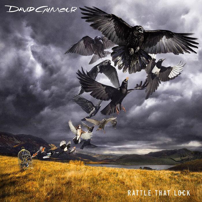 """David Gilmour """"Rattle That Lock"""" fot. Sony Music/NajlepszePiosenki.pl"""