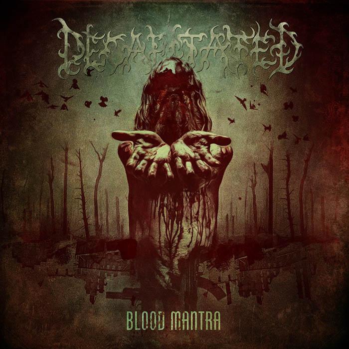 """Decapitated """"Blood Mantra"""" fot. Mystic Production/NajlepszePiosenki.pl"""