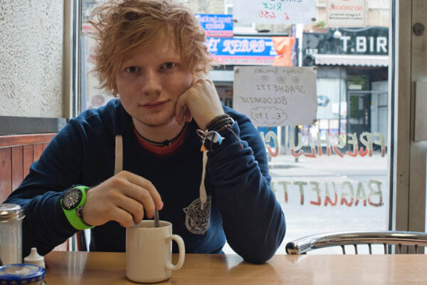 Ed Sheeran fot. Sony Music/NajlepszePiosenki.pl