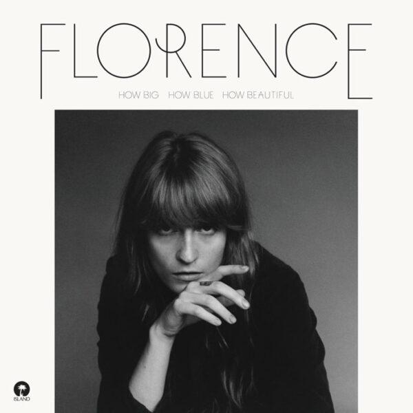 "Florence And The Machine ""How Big, How Blue, How Beautiful"" fot. Universal Music Polska/NajlepszePiosenki.pl"