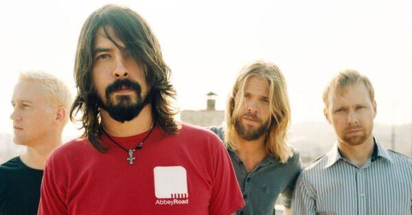Foo Fighters fot. Sony Music/NajlepszePiosenki.pl