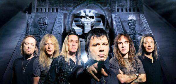 Iron Maiden fot. Najlepszepiosenki.pl