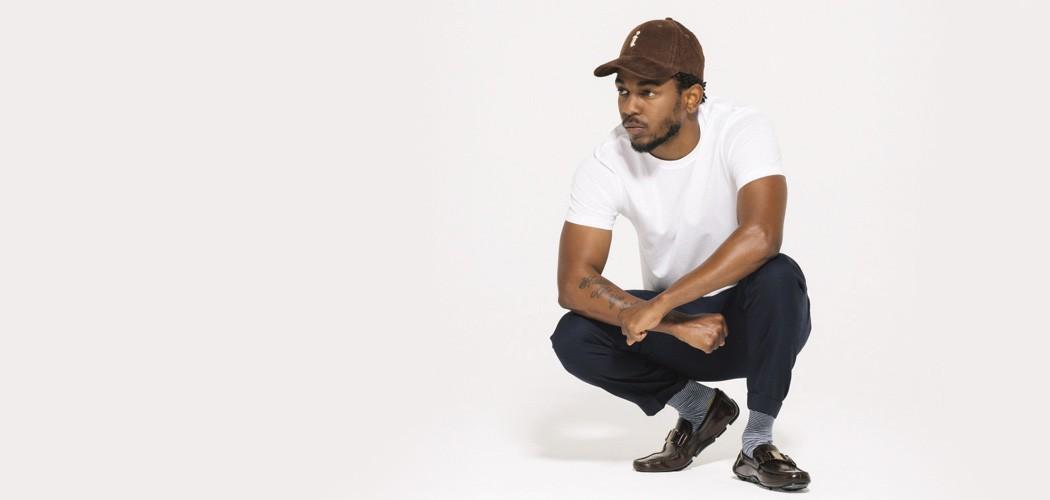 Kendrick Lamar fot. Universal Music Polska/NajlepszePiosenki.pl