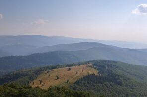 Korona Gór Polski: Mogielica 1170 m