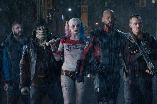 """""""Legion Samobójców"""" fot. Warner Bros. Entertainment Polska/NajlepszePiosenki.pl"""