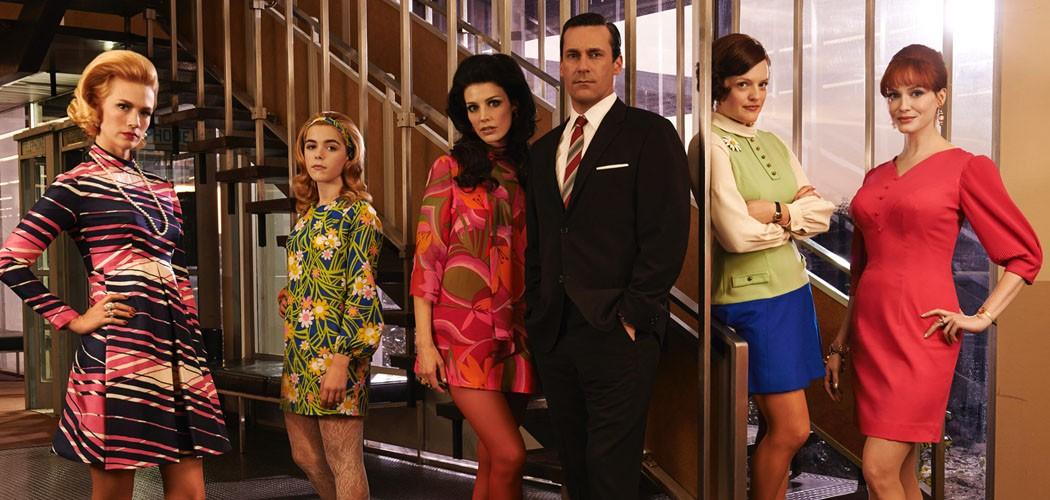 """Serial """"Mad Men"""" fot. AMC/NajlepszePiosenki"""