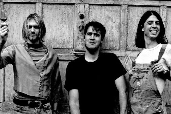 Nirvana fot. Archiwum Zespołu