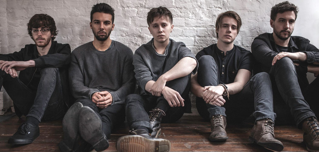 Nothing But Thieves fot. Sony Music/NajlepszePiosenki.pl