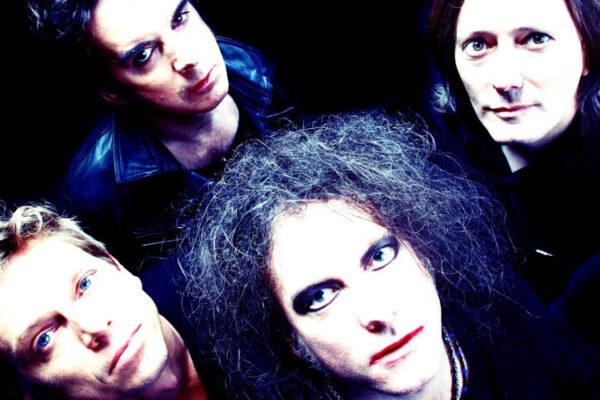 The Cure fot. Universal Music Polska/NajlepszePiosenki.pl