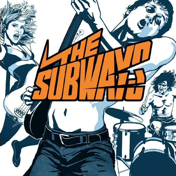 "The Subways ""The Subways"" fot. Mystic Production"