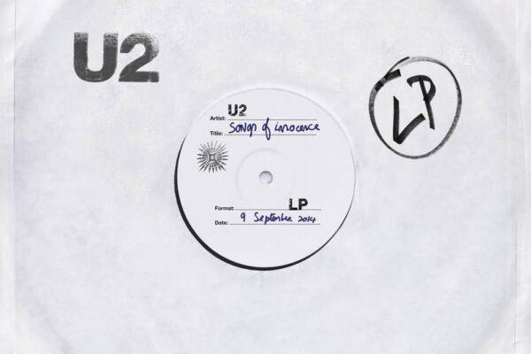 "U2 ""Songs of Innocence"" fot. Universal Music Polska/NajlepszePiosenki.pl"
