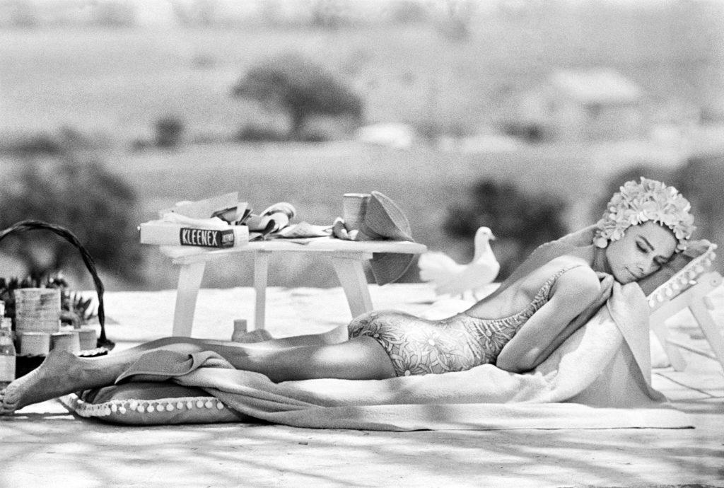 Muzyka relaksacyjna nie była potrzebna Audrey Hepburn