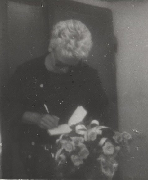 Grzegorz  Ciechowski - z archiwum Anny  Sztuczki