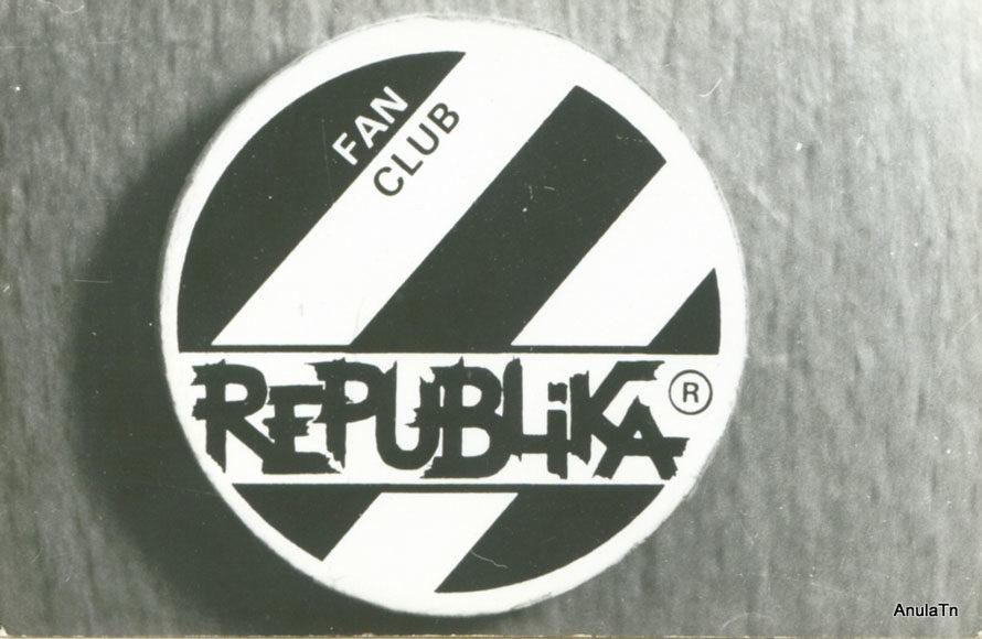 Znaczek Republiki - z archiwum Anny Sztuczki
