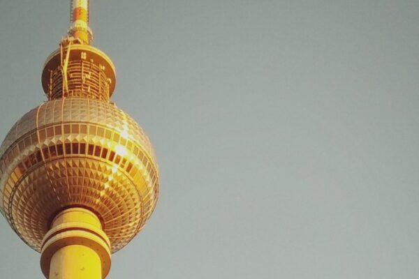 Berlin fot. Anna Szymla