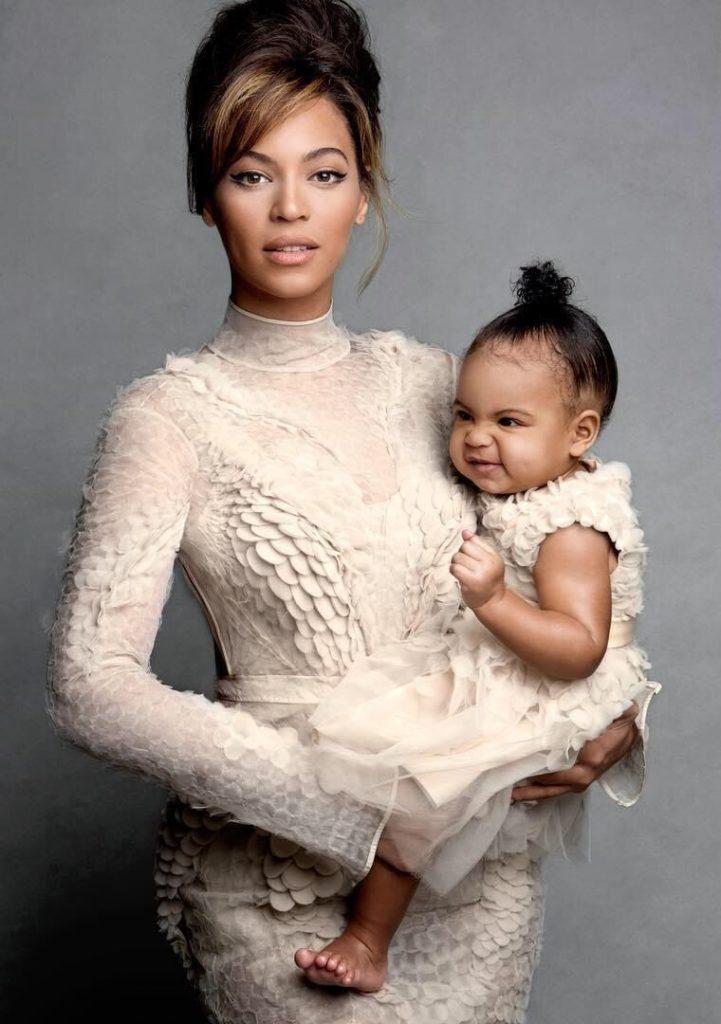 Beyoncé może nie zawsze śpiewa piosenki dla dzieci, ale czasem jej się zdarza