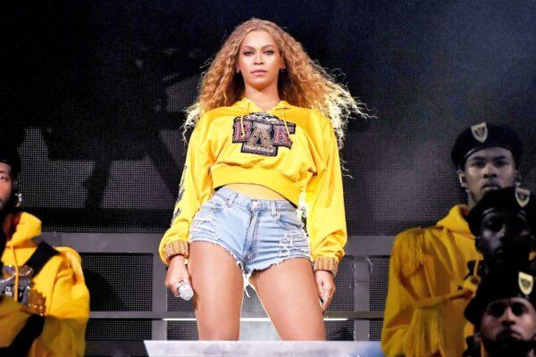 Beyoncé fot. Najlepszepiosenki.pl