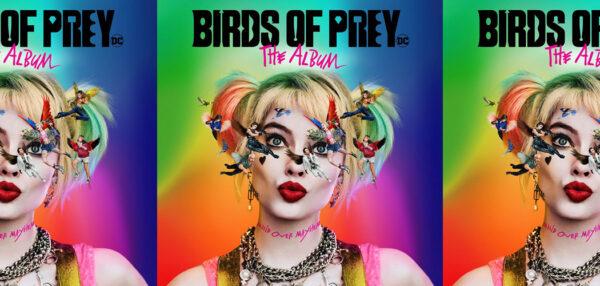 Birds of Prey The Album fot. NajlepszePiosenki.pl