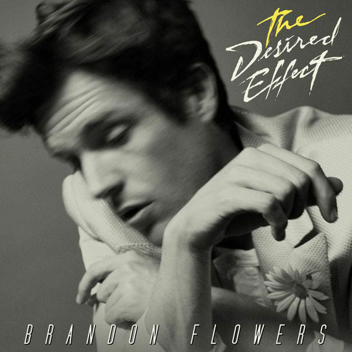 "Brandon Flowers ""The Desired Effect"" fot. Universal Music Polska/NajlepszePiosenki.pl"