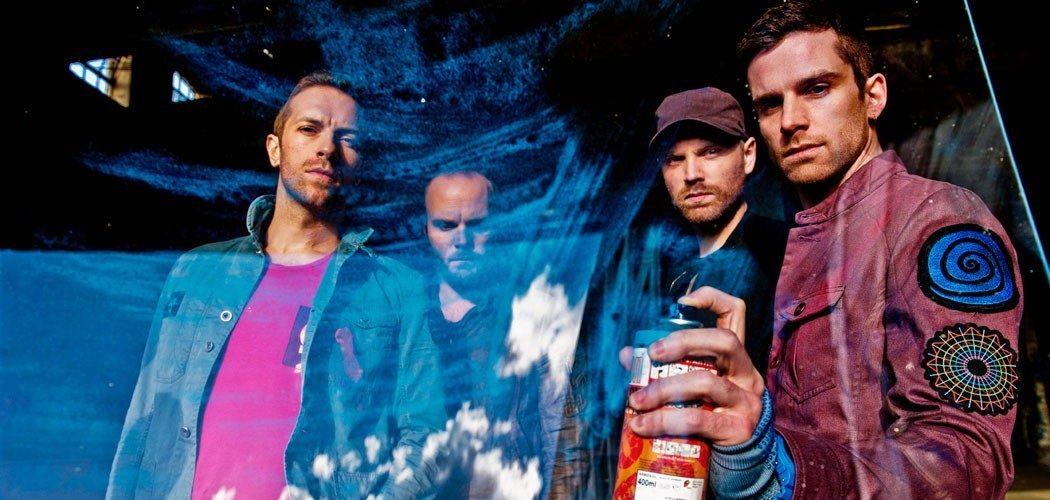 Coldplay fot. Warner Music Poland /NajlepszePiosenki.pl