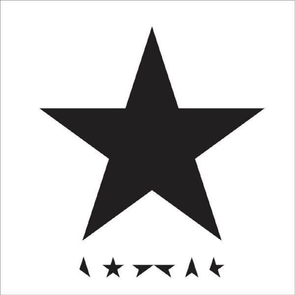 """David Bowie - """"★"""" (""""Blackstar"""") fot. Sony Music/NajlepszePiosenki.pl"""