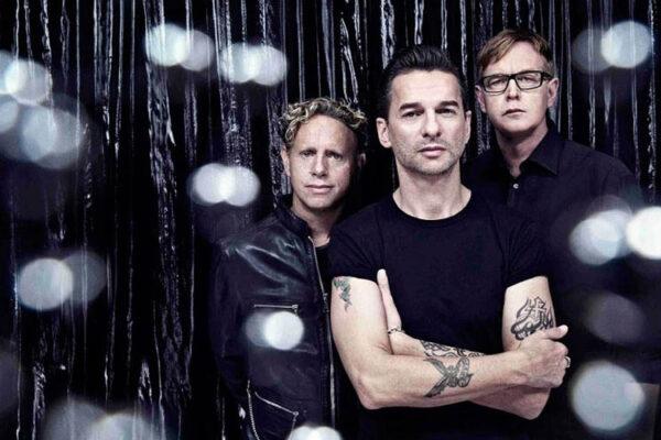 Depeche Mode fot. Archiwum Zespołu/NajlepszePiosenki.pl