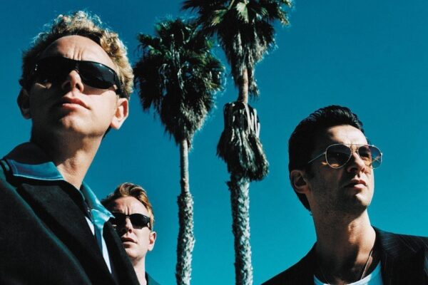Depeche Mode fot. Sony Music