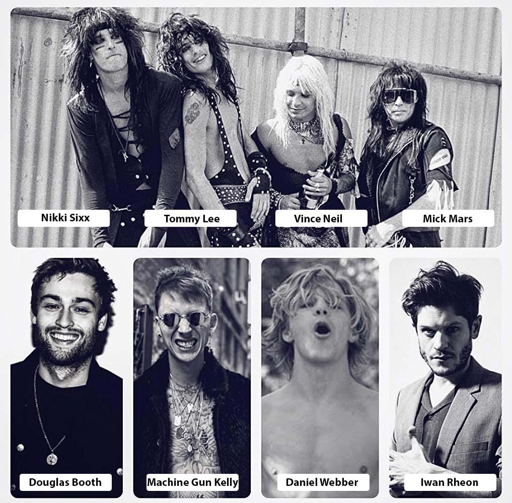 Mötley Crüe fot. Najlepszepiosenki.pl
