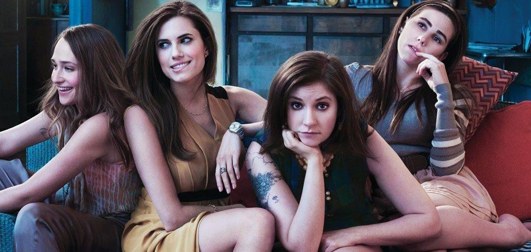"""""""Dziewczyny"""" fot. HBO/NajlepszePiosenki"""