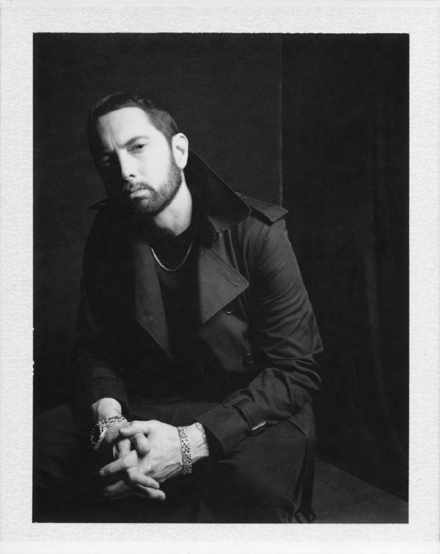 Eminem zaskoczył na Oscarach
