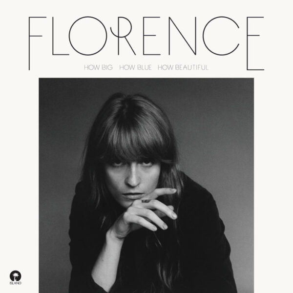"Florence And The Machine ""How Big, How Blue, How Beautiful"" fot. Universal Music Polska/NajlepszePiosenki.pl"