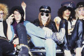 "Najlepsza piosenka 31 lat temu: Guns N' Roses – ""Sweet Child O' Mine"""