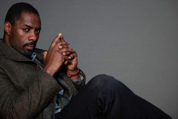Idris Elba/Najlepsze Piosenki Grudnia 2015 fot. Archiwum Artysty/NajlepszePiosenki.pl