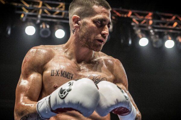 """Jake Gyllenhaal w filmie """"Do utraty sił"""" (""""Southpaw"""") fot. Forum Film/NajlepszePiosenki.pl"""