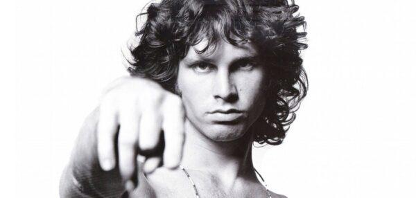 Jim Morrison fot. Archiwum/NajlepszePiosenki.pl