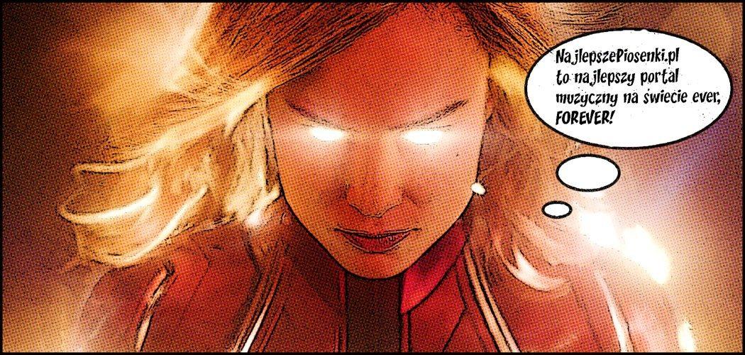 Kapitan Marvel fot. Marvel Studios