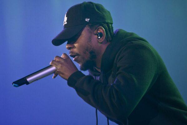 Kendrick Lamar na Kraków Live Festival fot. B. Bajerski/AlterArt