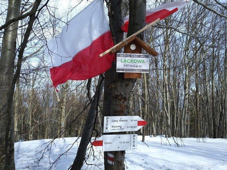 Korona Gór Polski, Lackowa fot. Wojciech Duś/NajlepszePiosenki.pl
