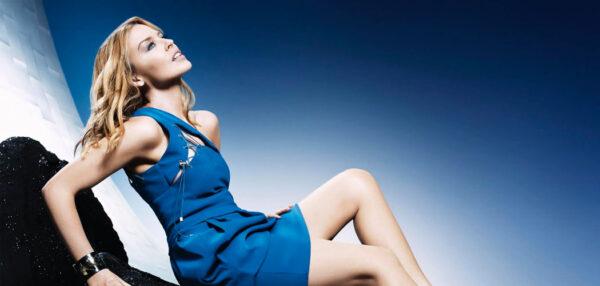 Kylie Minogue na Open'er Festival 2019 fot. NajlepszePiosenki.pl