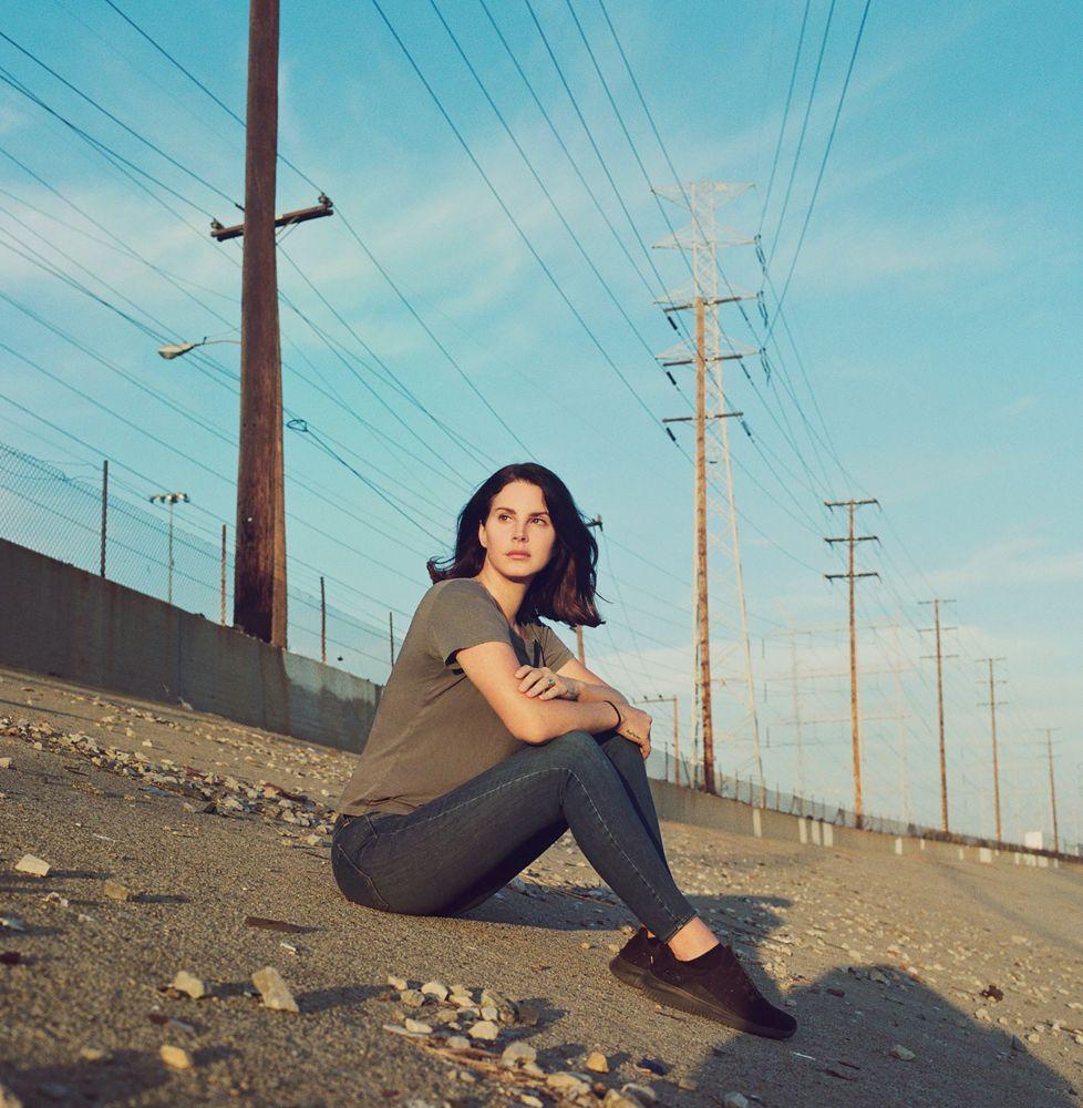 Melancholijna Lana Del Rey