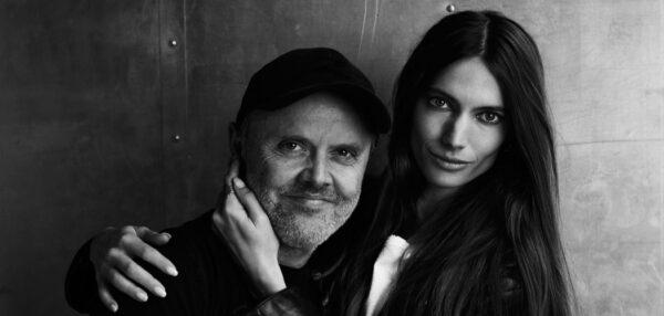 Lars Ulrich i Jessica Miller