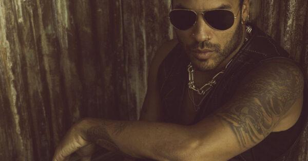 Lenny Kravitz fot. Warner Music Poland/NajlepszePiosenki.pl