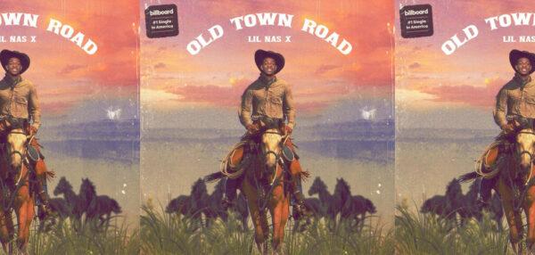 """Lil Nas X - """"Old Town Road"""" fot. NajlepszePiosenki.pl"""