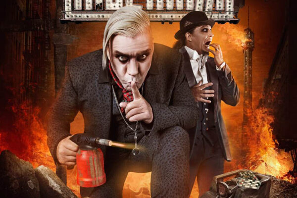 "Lindemann ""Skills In Pills"" Warner Music Poland/NajlepszePiosenki.pl"