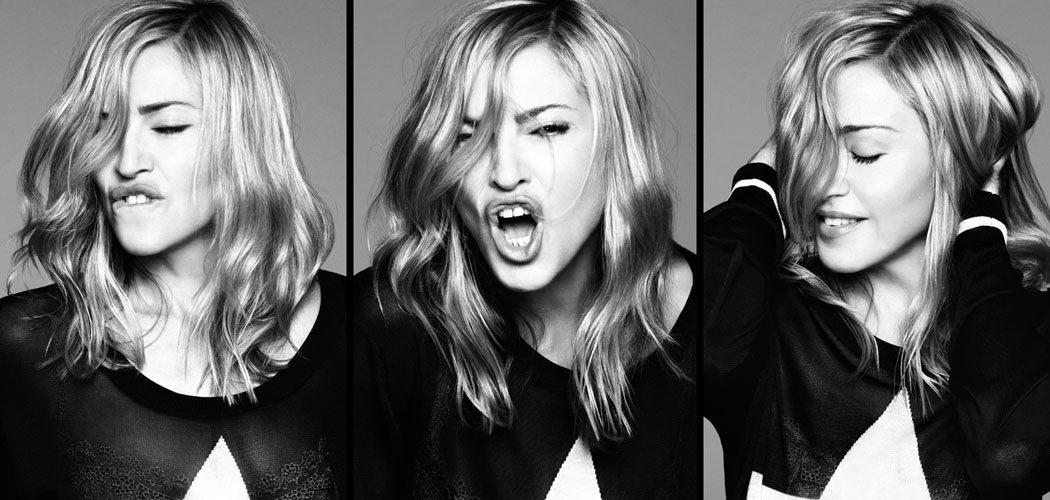Madonna fot. Warner Music Poland/NajlepszePiosenki.pl